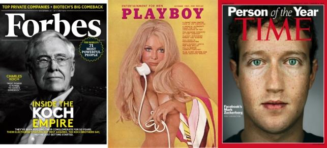 Самые успешные журналы в мире