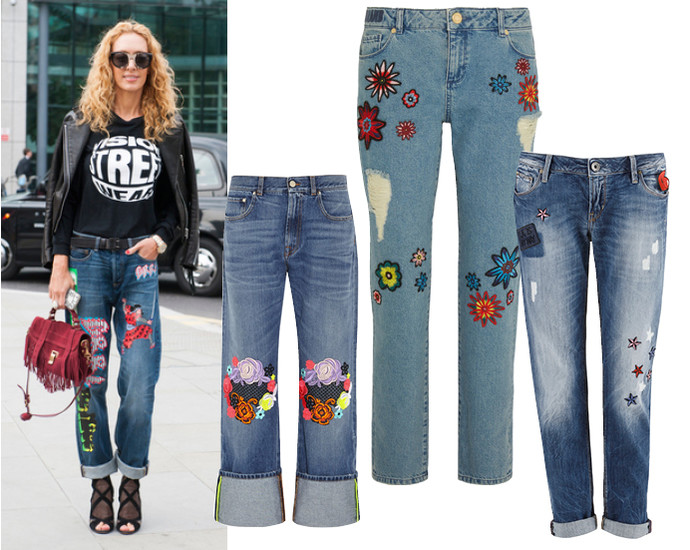 Самые модные джинсы 2015 года