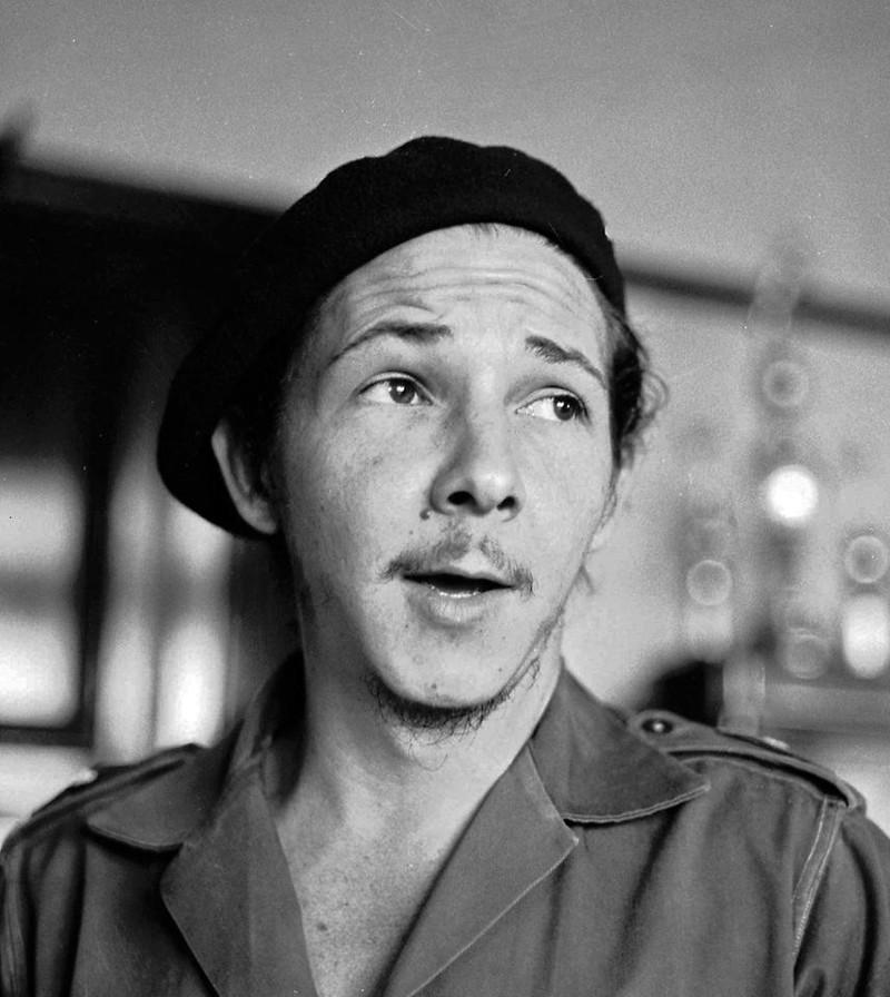 Рауль Кастро, председатель государственного совета Кубы