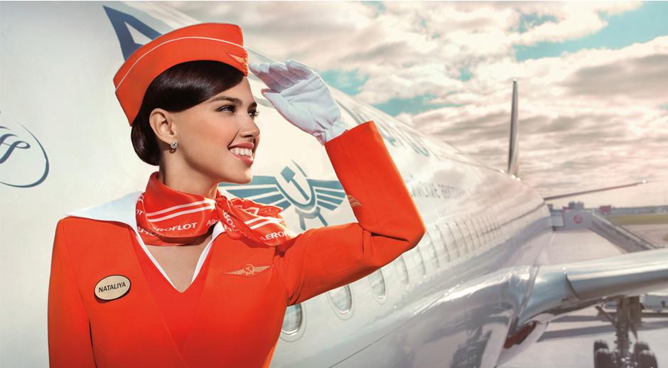 Самые стильные униформы стюардесс