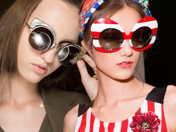 Солнцезащитные очки основные тренды весны-лета 2016