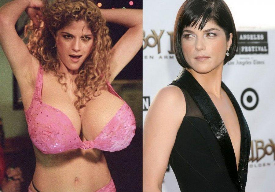 невероятные трансформации для женских ролей