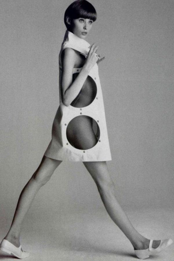 подборка из модных журналов 60-х годов