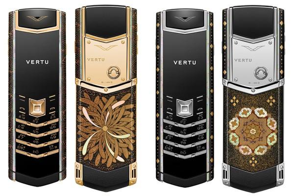 Телефон Vertu для вашего имиджа