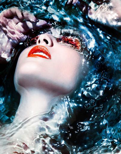Вода-источник красоты и здоровья