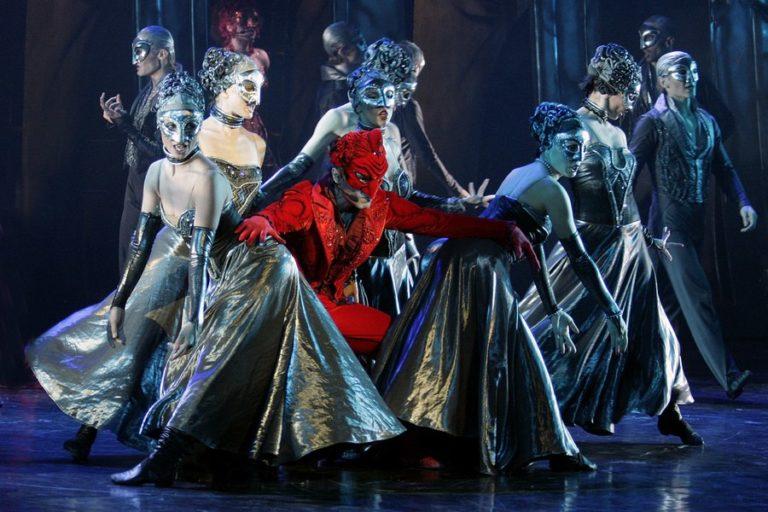 отечественные вакансии в театре мюзикла в москве это время