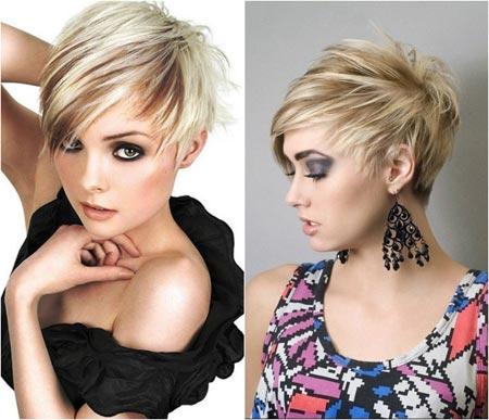 Прически эффект мокрых волос на короткие волосы 161