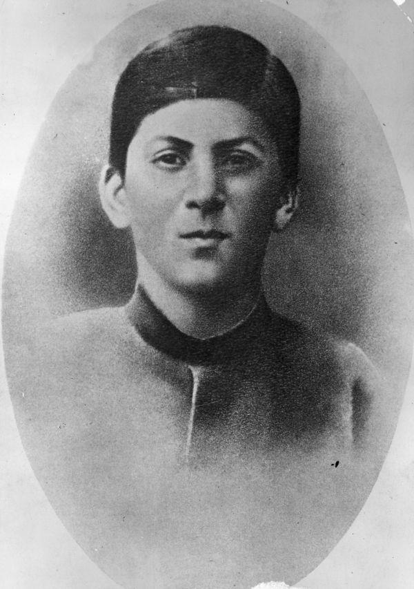 1894 год. 15-летний Иосиф Джугашвили.