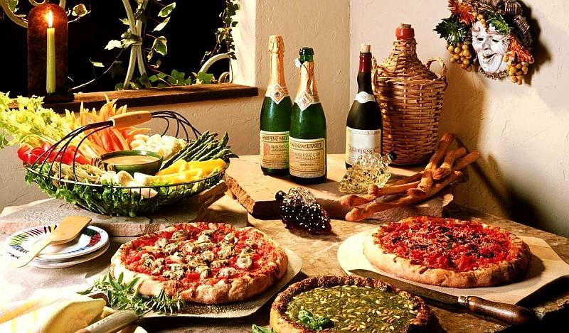 Темперамент итальянской кухни
