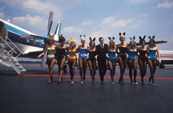 Звезды Playboy 60 лет спустя