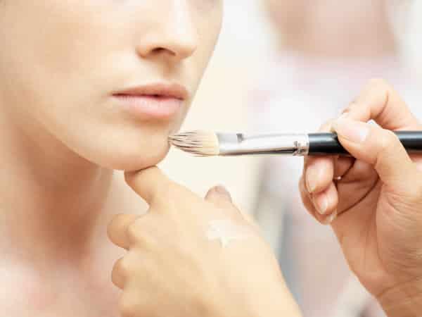 Особенности применения минеральной косметики