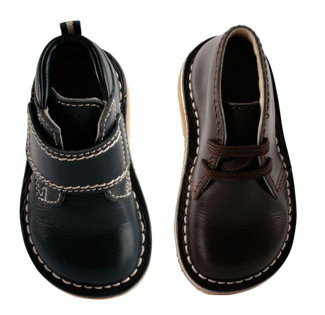 Как выбрать обувь для первых шагов