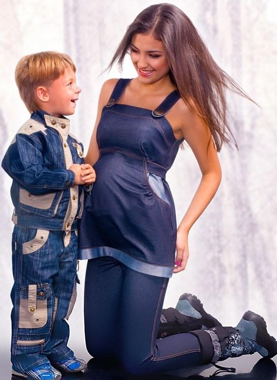Беременность украшает женщину