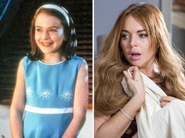 Как выглядели зарубежные актеры в своих первых фильмах