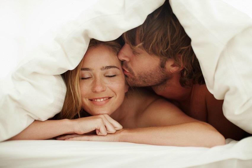 Заниматься сексом каждый день полезно