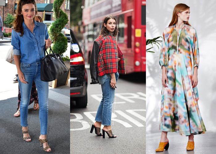 Весна-лето 2017: модные тенденции в одежде