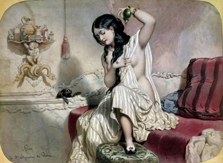 История развития ароматной индустрии