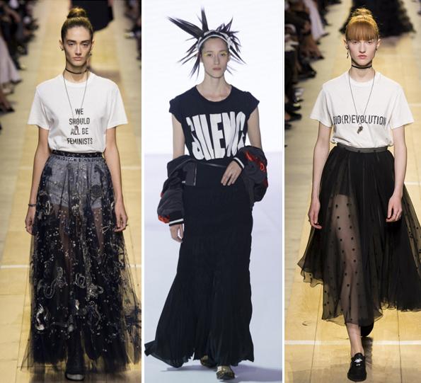Весна-лето 2017 модные тенденции в одежде