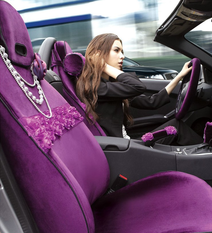 Женские автоаксессуары