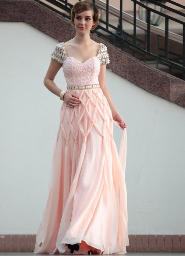 Выбор красивых свадебных платьев