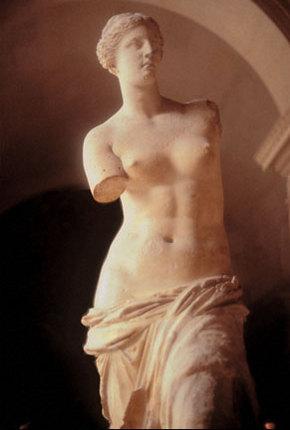 Женское белье от античности до наших дней