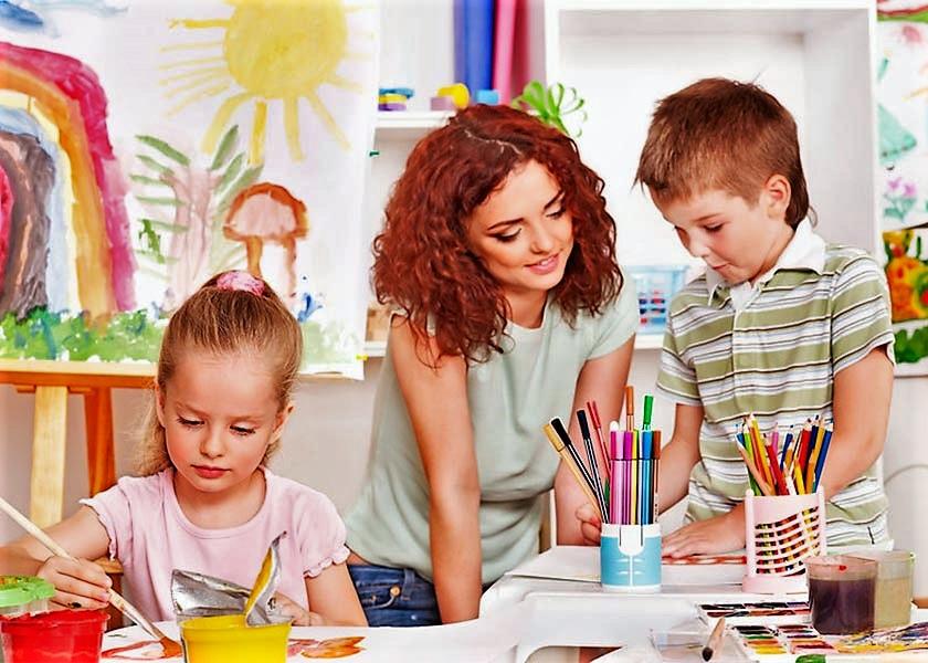 Как выбрать хороший частный детский сад в Москве