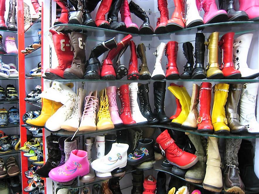 Краткий обзор обувного рынка России