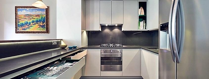 Особенности кухонной мебели для дома