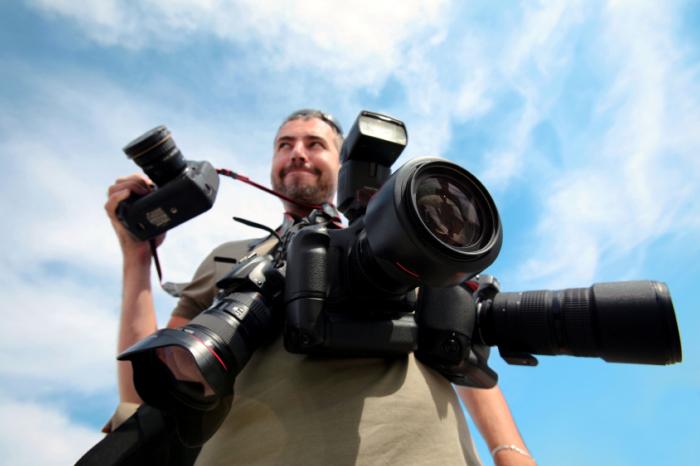 Правда и мифы о том, как работают московские фотографы