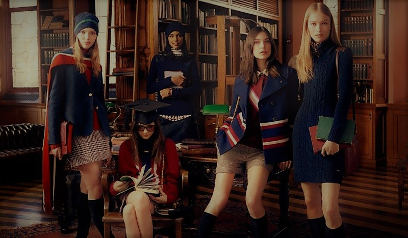 Как одеться студентке