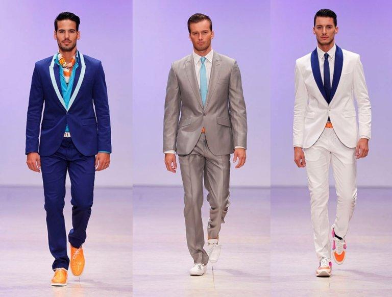 Мужская мода тоже не стоит на месте