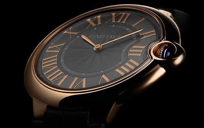 Cartier - один их часовых лидеров в мире