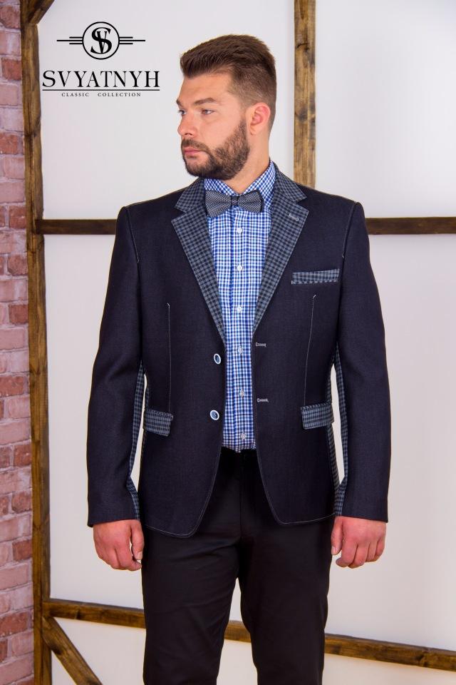 Модные деловые образы для мужчин