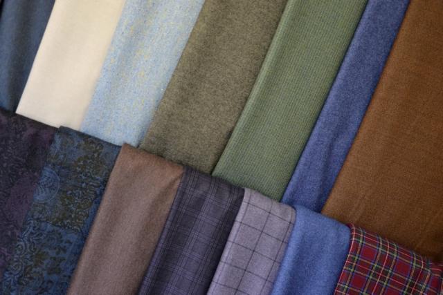 Свойства костюмной ткани