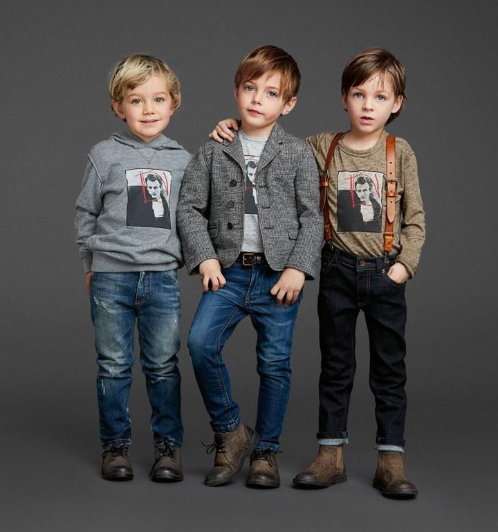 Модная детская одежда сегодня