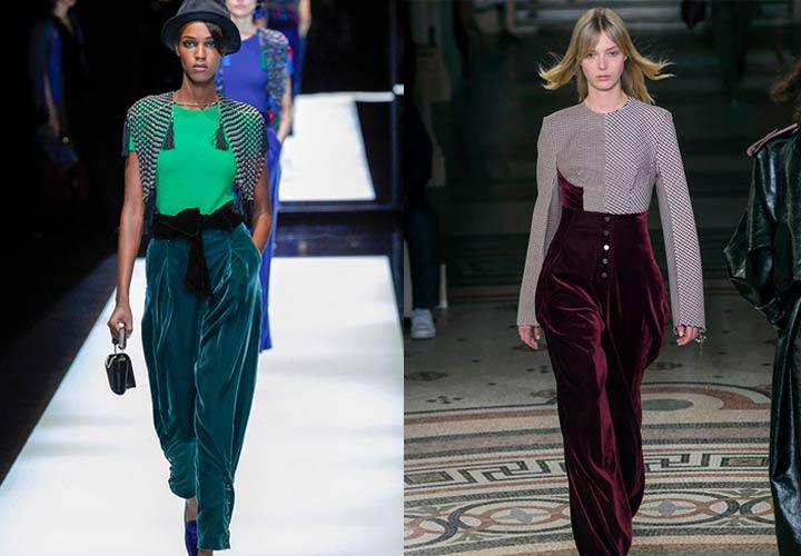 Осенняя мода 2017