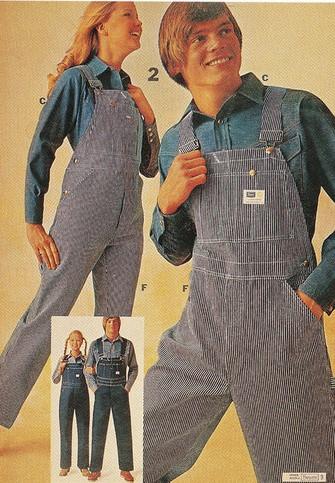 Отличительные черты моды 70-х годов