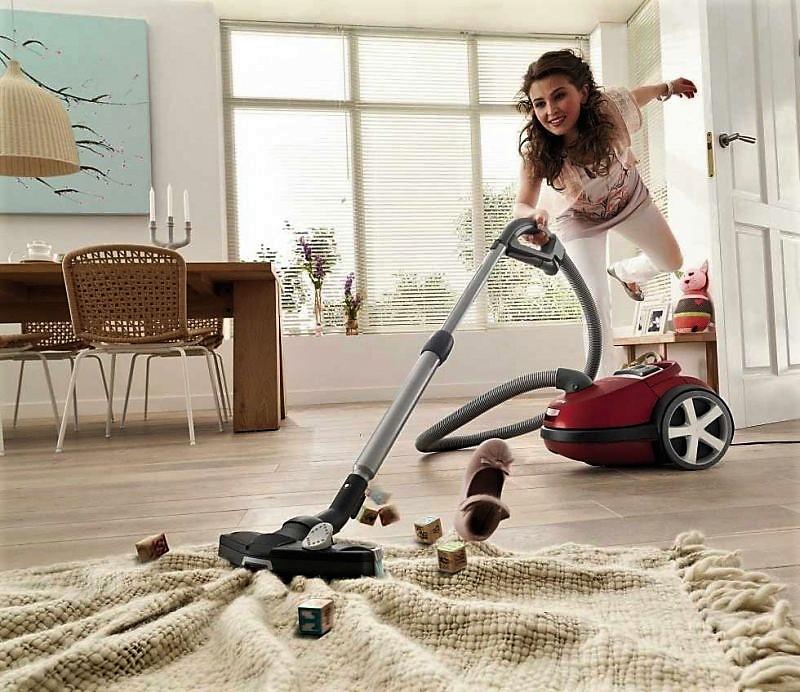Выбор пылесоса для уборки в доме