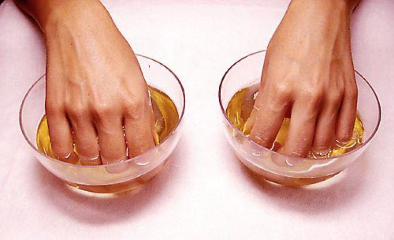 Восстановление ногтей после снятия шеллака
