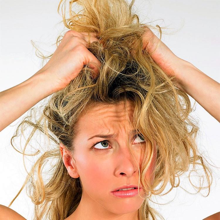Что делать при неудачном окрашивании волос