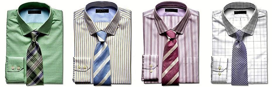 Как выбрать рубашку для своего мужчины