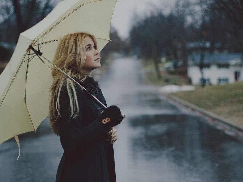 Как спасти укладку во время повышенной влажности