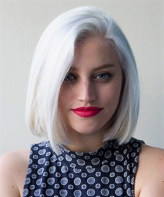 Модные оттенки волос весны 2018 года