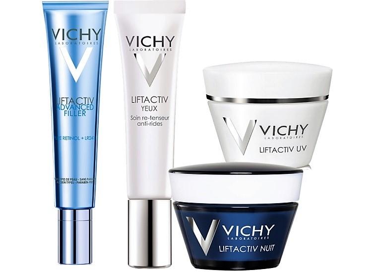 Обзор средств по уходу за кожей лица от Vichy