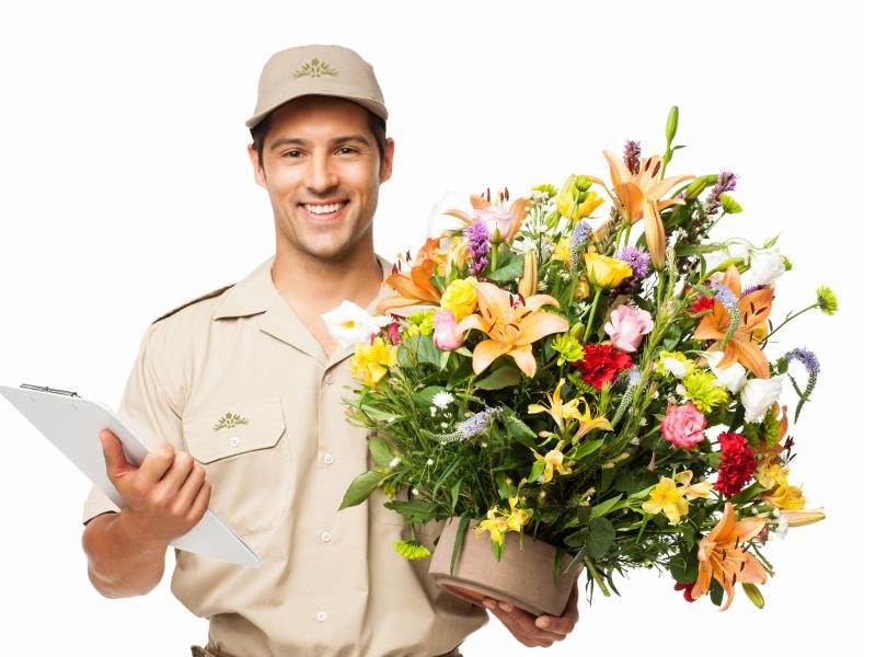 Доставка цветов - верное решение, когда не хватает времени