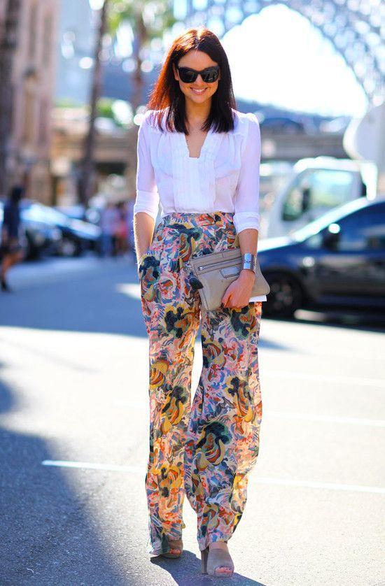 Модная летняя одежда этого года