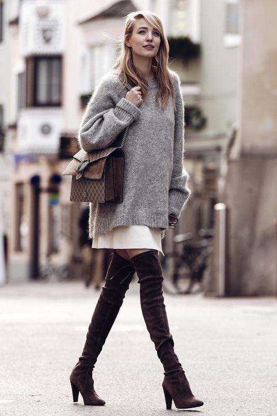 Как оставаться стильной зимой