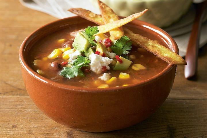 Любимые блюда мексиканской кухни
