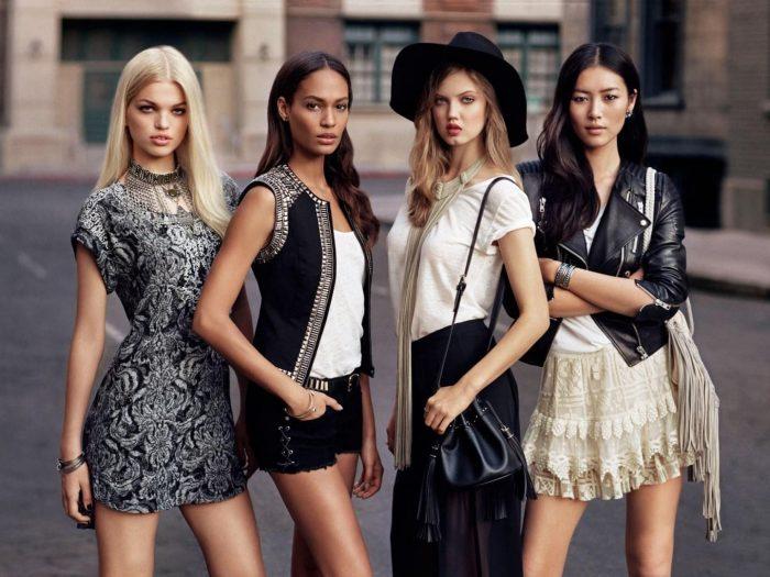 Модные современные стили для женщин