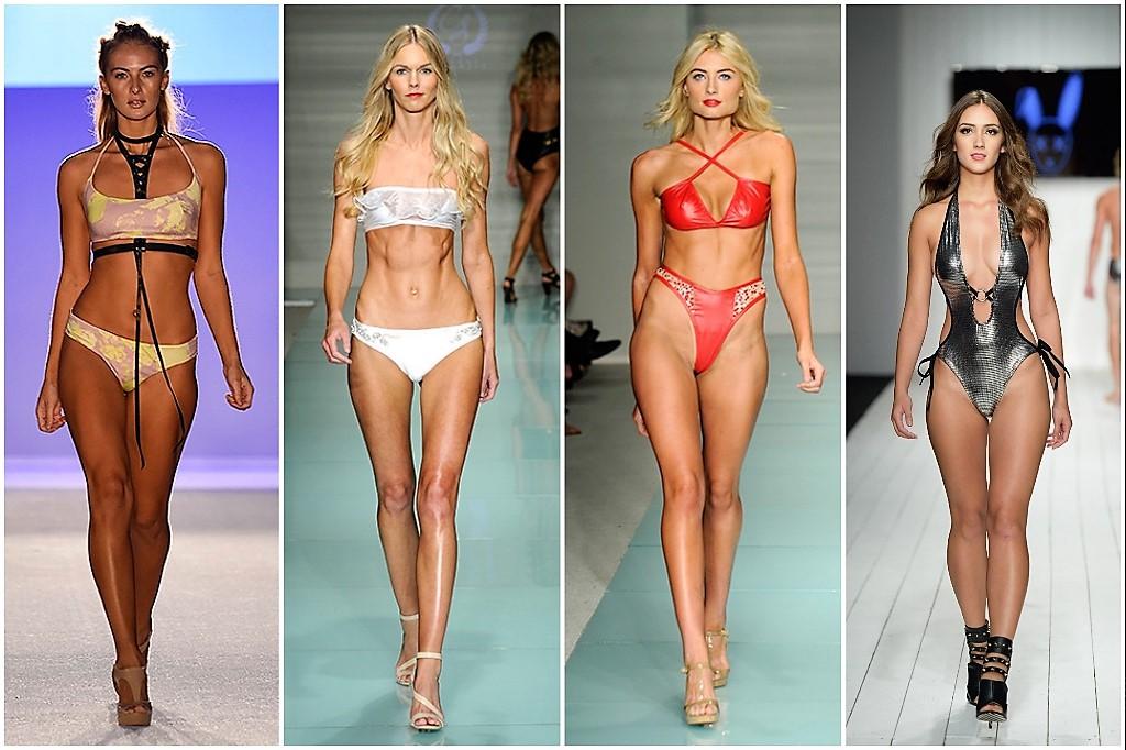 Пляжная мода не терпит однообразия